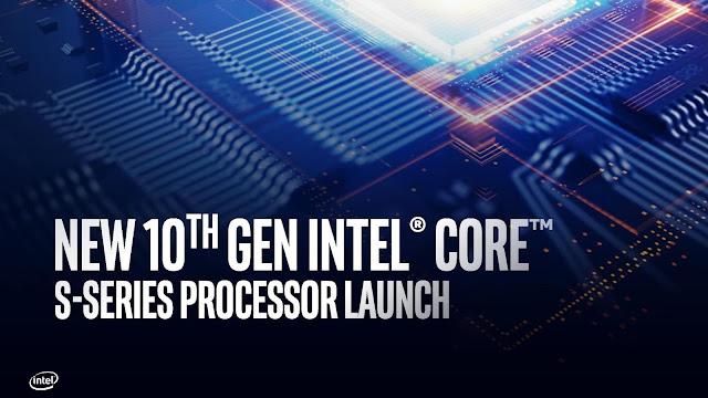 معالجات Intel® Core ™ من الجيل العاشر