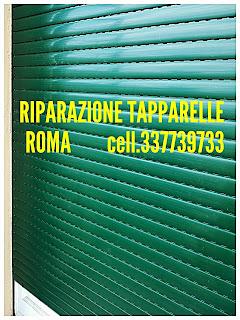 RIPARAZIONE SERRANDE AVVOLGIBILI ELETTRICHE VIA CASSIA ROMA cell. 337739733 Dario