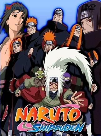 Serie anime Naruto, de las mejores shonen