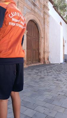 Visitas%2Bescolares%2BP%25C3%25A1jara%2B%25282%2529 - Fuerteventura.- Cincuenta alumnos del CEIP el Ciervo visitan los enclaves históricos de Pájara