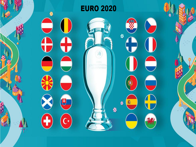 Euro Cup 2021 round of 16 full schedule, match time, Winner List, upcoming fixtures