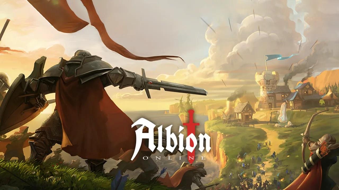 """Albion Online تتميز اللعبة باقتصاد يحركه اللاعب حيث يتم تصنيع كل عنصر تقريبًا من قبل اللاعب. اجمع بين قطع الدروع والأسلحة المناسبة لأسلوب لعبك في نظام فريد من نوعه """"أنت ما ترتديه"""". استكشف العالم."""