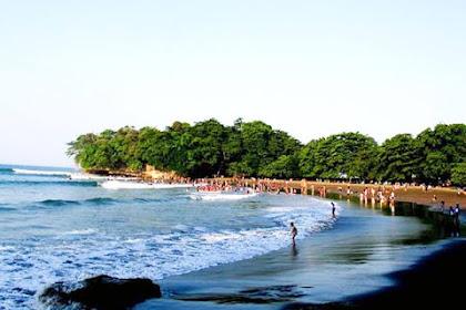4 Spot Wisata Pantai di Pangandaran Paling Populer