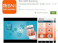 BNI SMS BANKING Transaksi Via Mobile Apk