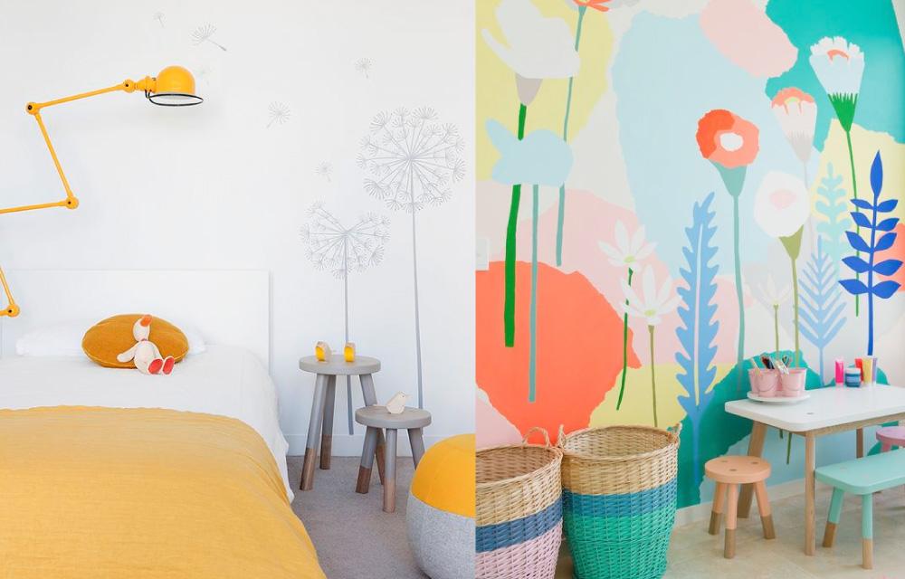 Popolare Camerette per bambini: colorate e super creative | Blog di  VS77