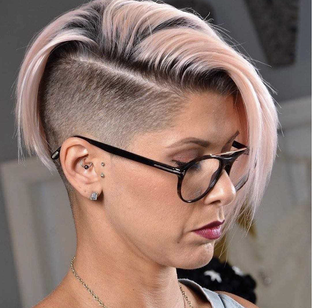 hair trends 2019 for short hair