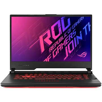 ASUS ROG Strix G15 G512LW-WS74 Drivers