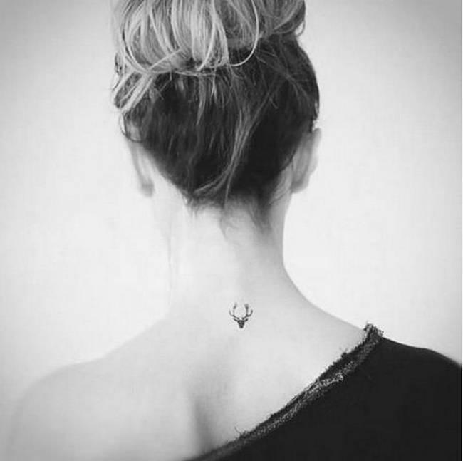 Tatuagebs minimalistas