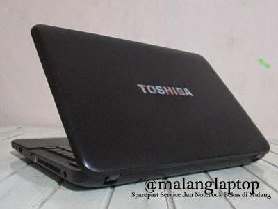 Laptop Bekas Toshiba C800D