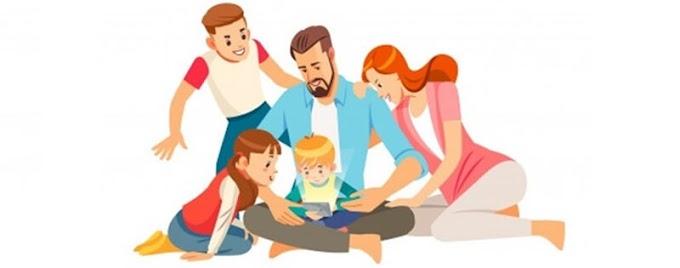 Família - Atividades de Artes para o 8.º EJA