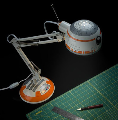 BB-8 Architectural Desk Lamp