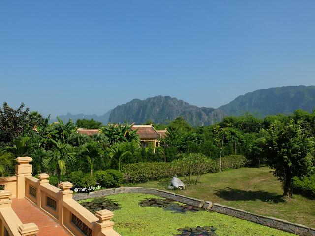 hotel emeralda reserve van long van gien vietnam