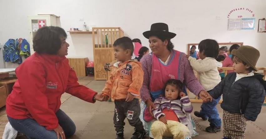 CUNA MÁS brinda atención gratuita a más de 12,000 niños y gestantes de zonas fronterizas - www.cunamas.gob.pe