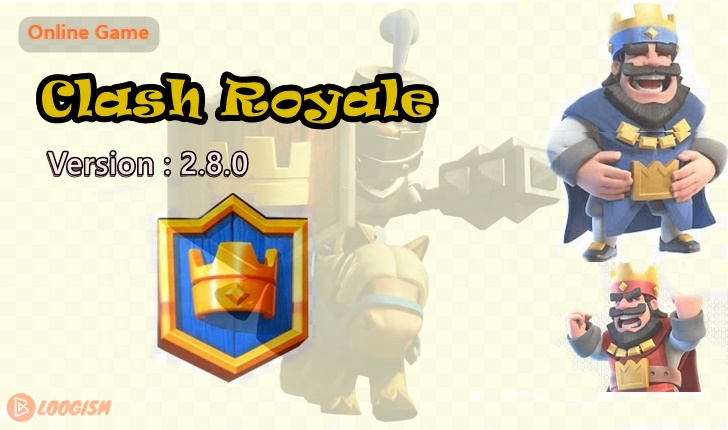 Clash Royale 2 8 0 Apk + Mod (Unlimited Gems/Crystals) Android