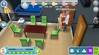 Download The Sims FreePlay Mod Apk Unlimited Money Offline