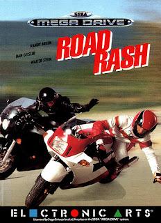 Road Rash (BR) [ SMD ]