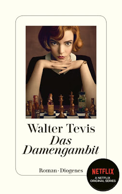Waiting on Wednesday - Das Damengambit von Walter Tevis