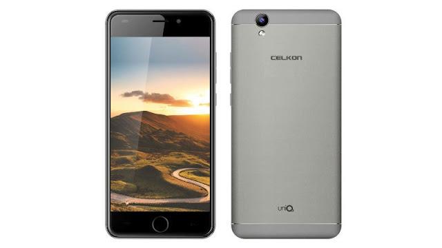 Celkon novel mobile Celkon Uniq launched amongst  Celkon novel mobile Celkon Uniq launched amongst sixteen MP camera