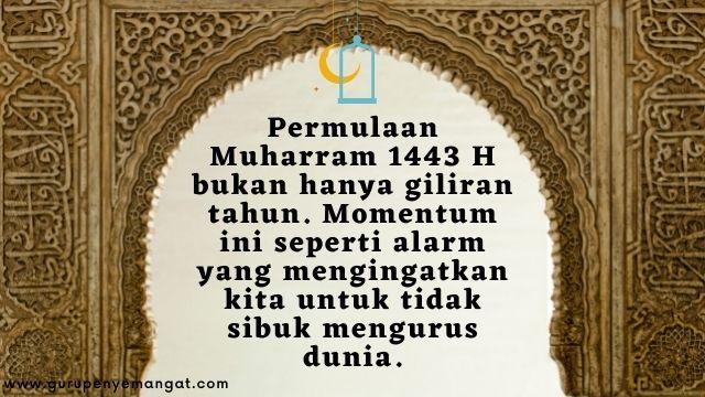 Gambar Ucapan Selamat Tahun Baru Islam 1443 H Melayu 18