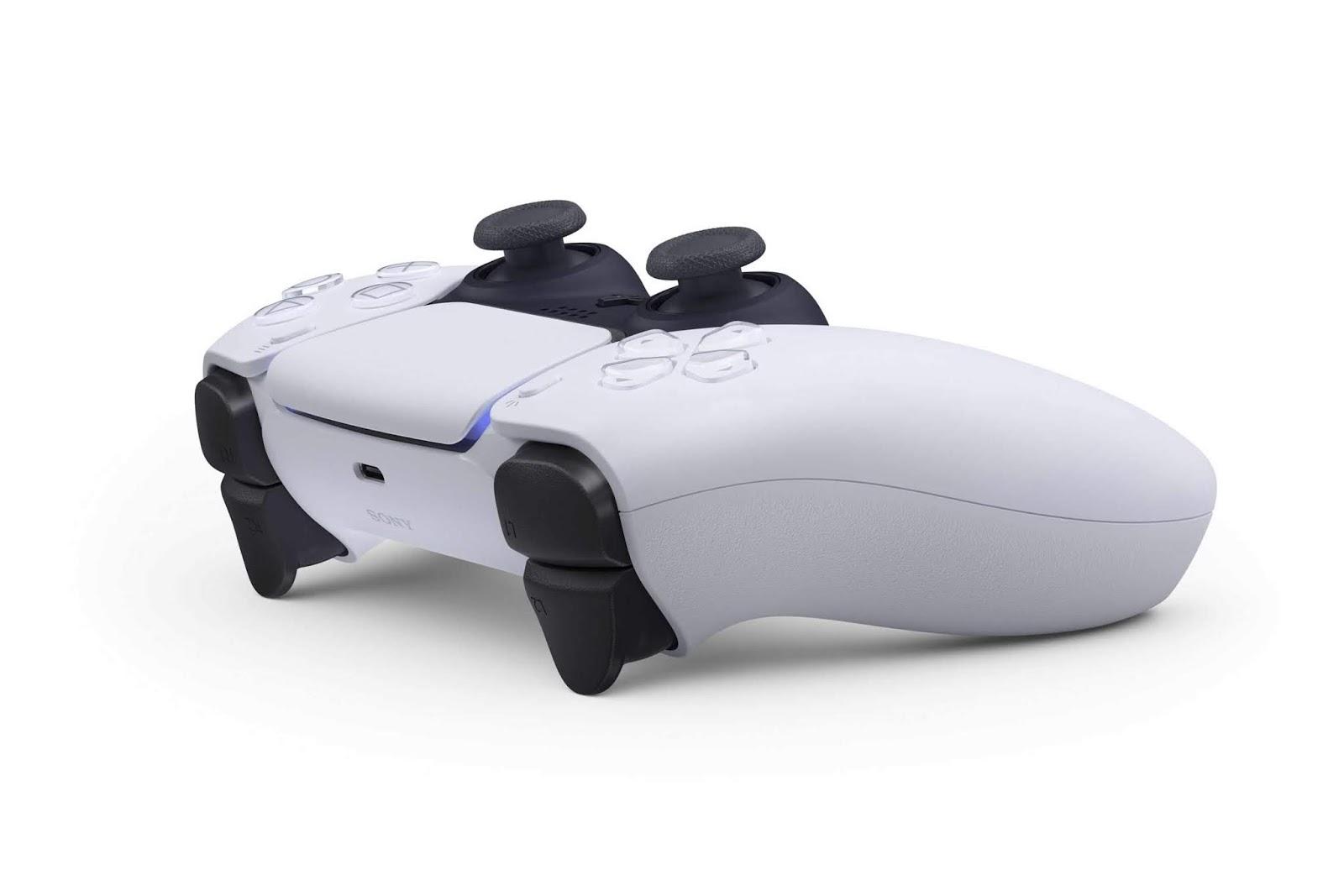 Sony revela novo controle do PlayStation 5