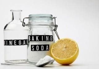 Cuka dan Soda Kue