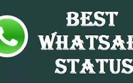 New Whatsapp Status in Hindi 2021