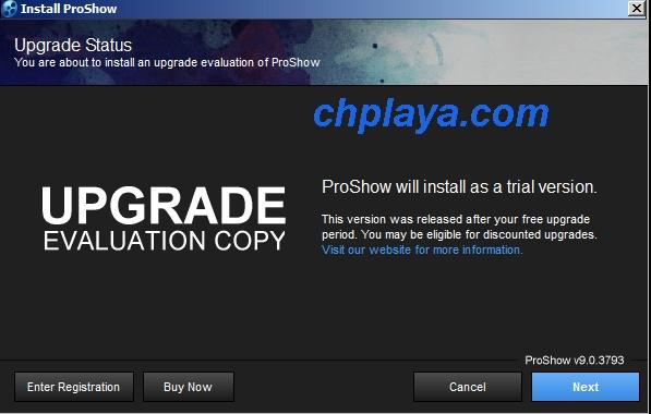 Hướng dẫn Cài đặt Proshow Producer 9.0.3797 Full mới nhất 2