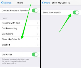 Ways to Hide/Block Your Caller ID on an iPhone