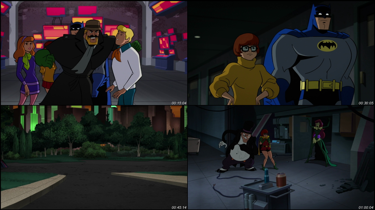 Scooby-Doo! & Batman: The Brave and the Bold 2018
