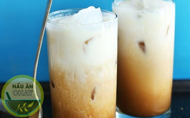 Công thức là trà sữa chay ngon tuyệt vời