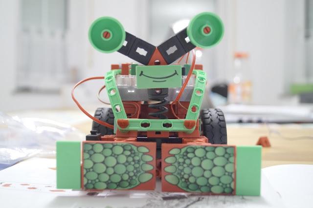 fischertechnik robotics