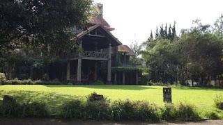 villa wanadri penginapan villa untuk rombongan di lembang