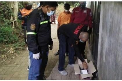 Polisi Cari Pelaku Pembuang Jenazah Bayi, Yamaha NMax Warna Abu- Abu  Strip  Kuning Jadi Petujuk