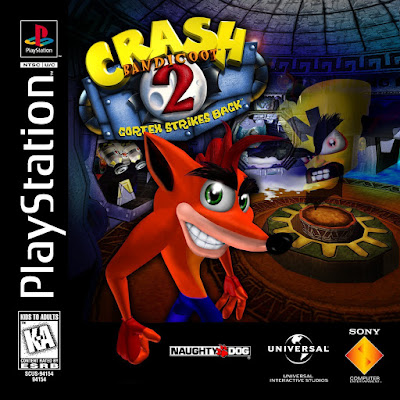 descargar crash bandicoot 2 cortex strikes back psx mega