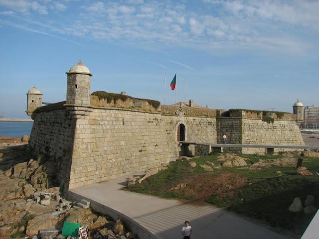 Forte de São Francisco Xavier em Porto