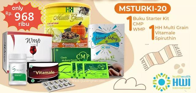paket MS HWI MSTURKI-20
