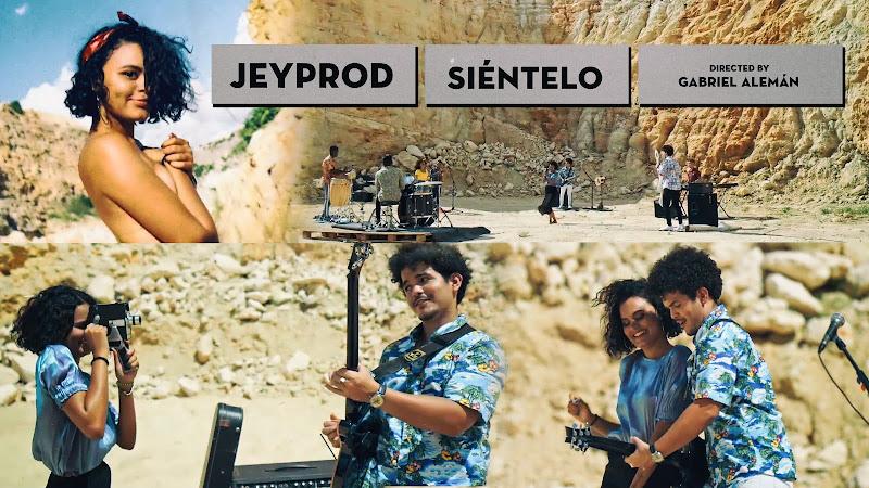 Jeyprod - ¨Siéntelo¨ - Videoclip - Director: Gabriel Alemán. Portal Del Vídeo Clip Cubano