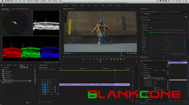 software editing video buat youtuber premiere pro