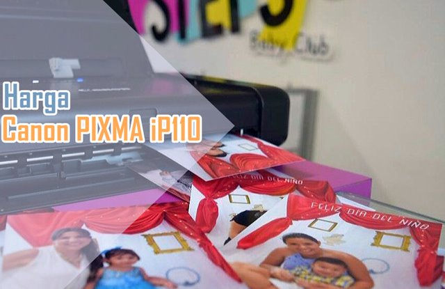 Canon PIXMA iP110-Instagram