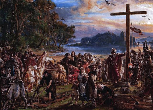 Czy Chrzest Polski miał miejsce 14 kwietnia 966 roku?
