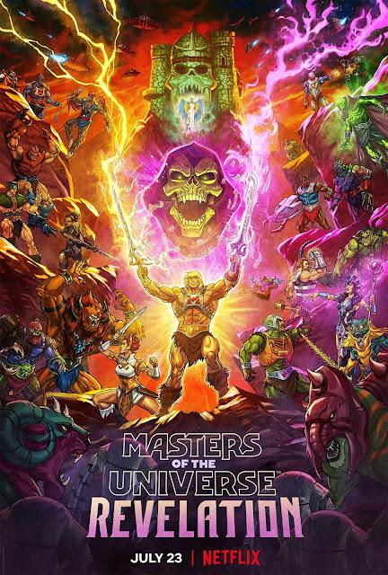 Masters of the universe: Revelation, i primi 5 episodi, recensione