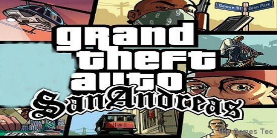 Grand Theft Auto San Andreas GTA PC Game - An Action Adventure Game
