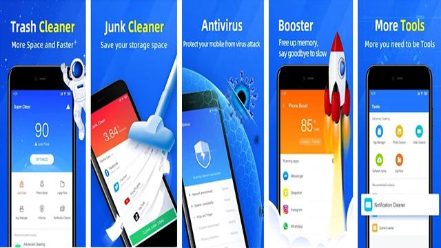 تحميل تطبيق اندرويد Clean Master تسريع و حماية الهاتف