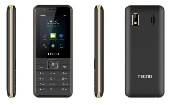 """TECNO Launches first 3G """"Smart Feature Phone"""" on KaiOS – Tecno T901"""