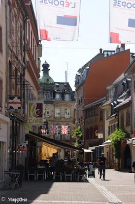 Centro storico di Mulhouse