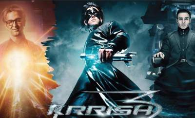 Krrish 3 (2013) Hindi 480p Full HD Movies Free Download BluRay x264