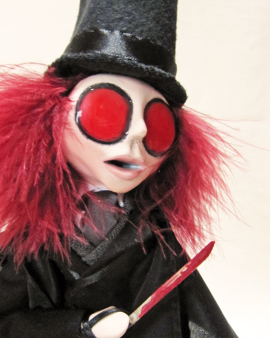 Jack the Ripper doll