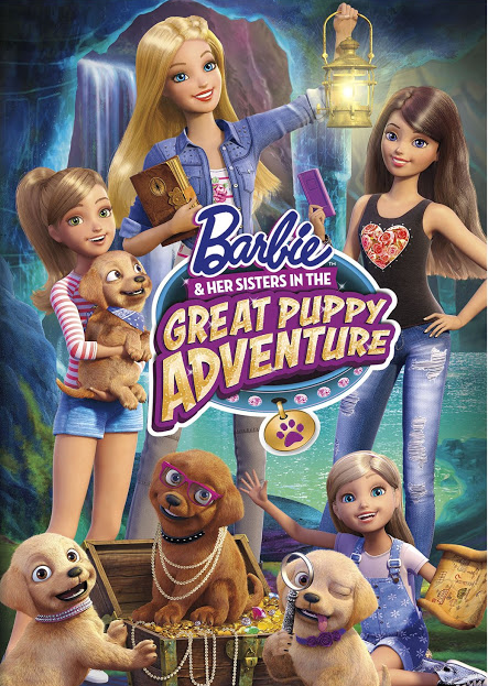 Barbie & Her Sisters in The Great Puppy Adventure [Latino]