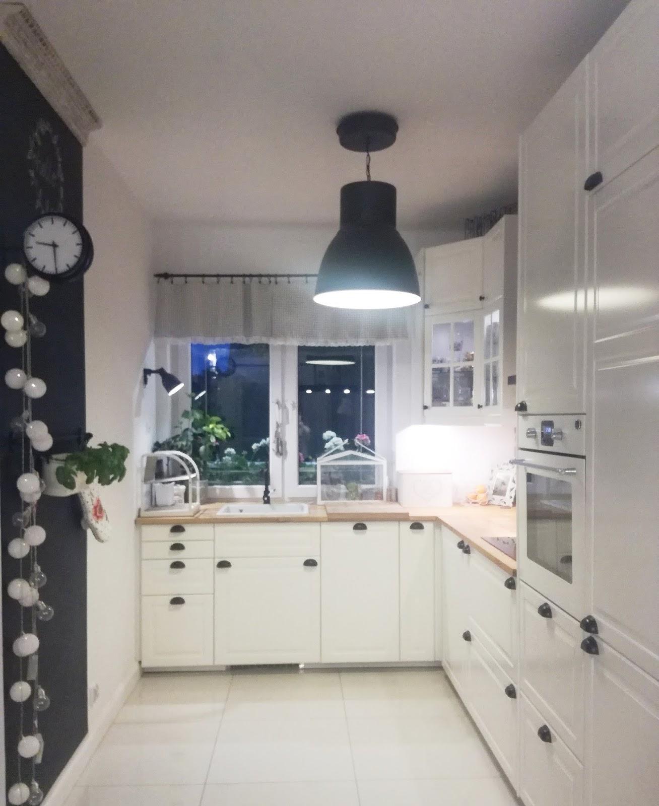 Mój Dom Moja Przystan Kuchnia Ikea