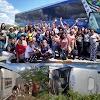 Tragédia: Ônibus capotou  com grupo de 45 missionários que vinham de São Paulo evangelizar em Exu Pernambuco.